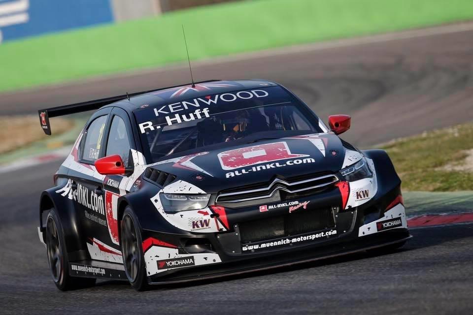 WTCC  Роб Хаф го подрече Citroen от  мораше надвор од првата трка во Мароко