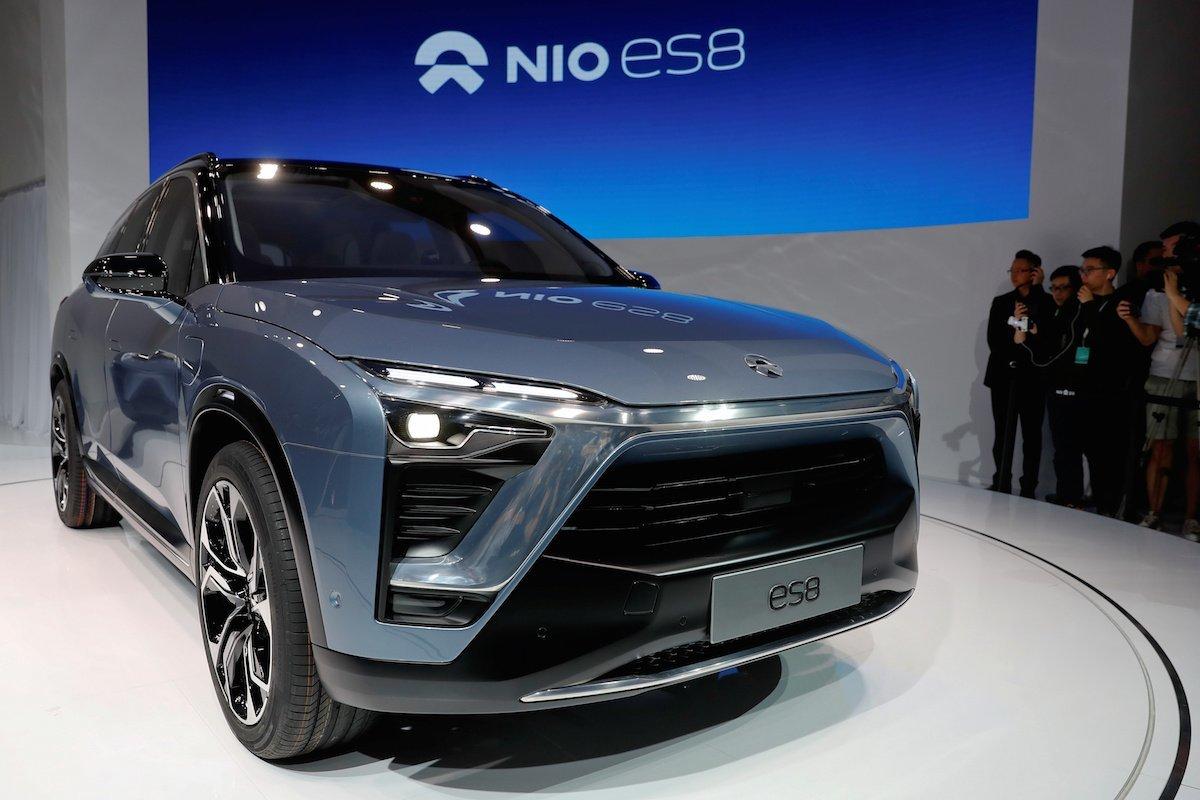 Nio му се заканува на Tesla  Откриен е неверојатниот Кинески електричен теренец