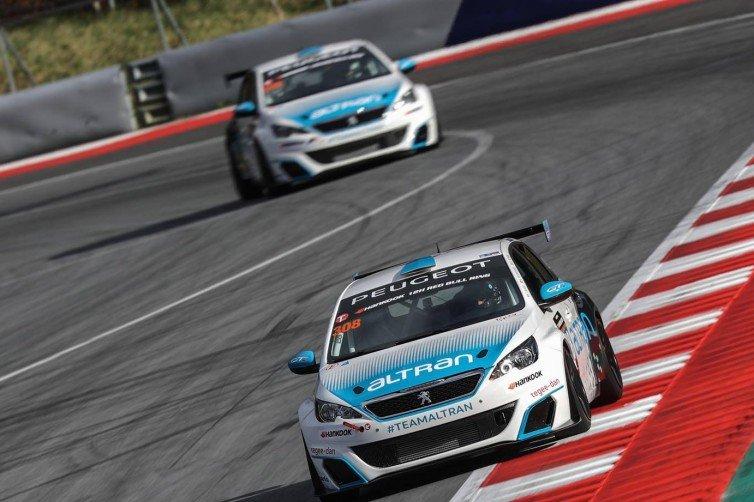 Peugeot најбрз TCR автомобил на 12Ч Ред Бул Ринг