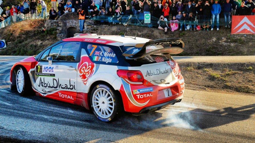 WRC Корзика  Топ моменти од првиот ден