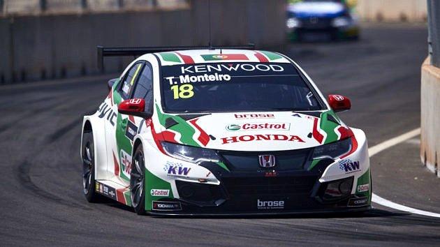 WTCC Мароко  Победа од старт до цел за Монтеиро  Honda со 1 2 во главната трка