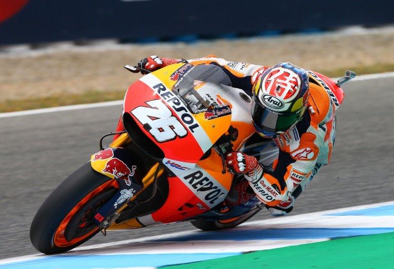 MotoGP  Педроса на пол позиција во Херез