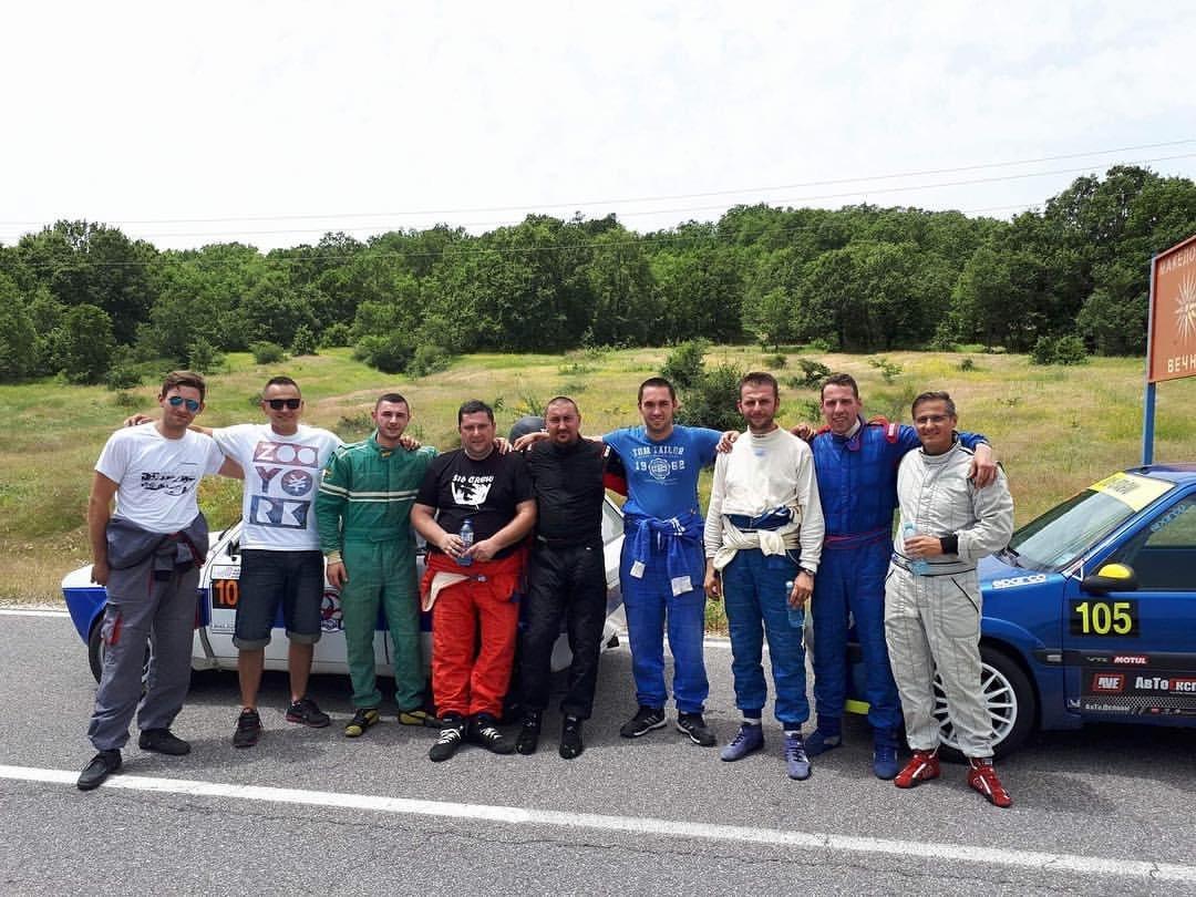 Македонскиот автомобилизам конечно го допра дното  на ридската трка Пробиштип   5 натпреварувачи