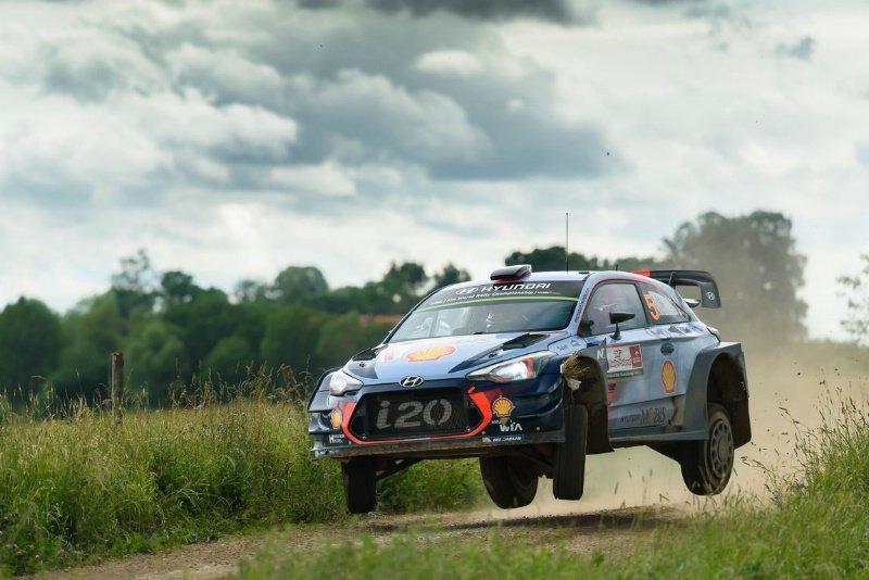 WRC  Тиери Невил победник на Рели Полска  воедно стана и лидер во генералниот пласман