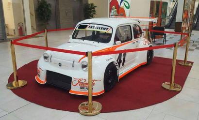 Црногорската атракција    Fiat 600 DTM  од фамилија Ачимиќ
