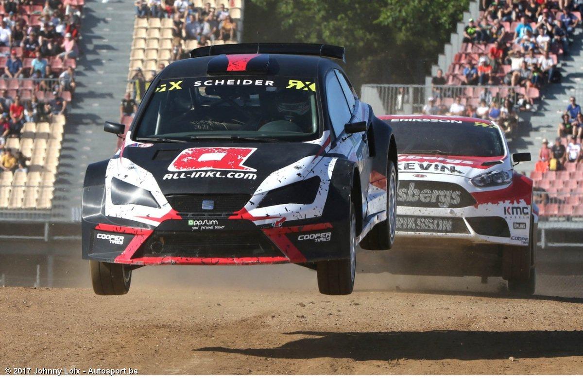 Шејдер и BMW во World Rallycross следната сезона