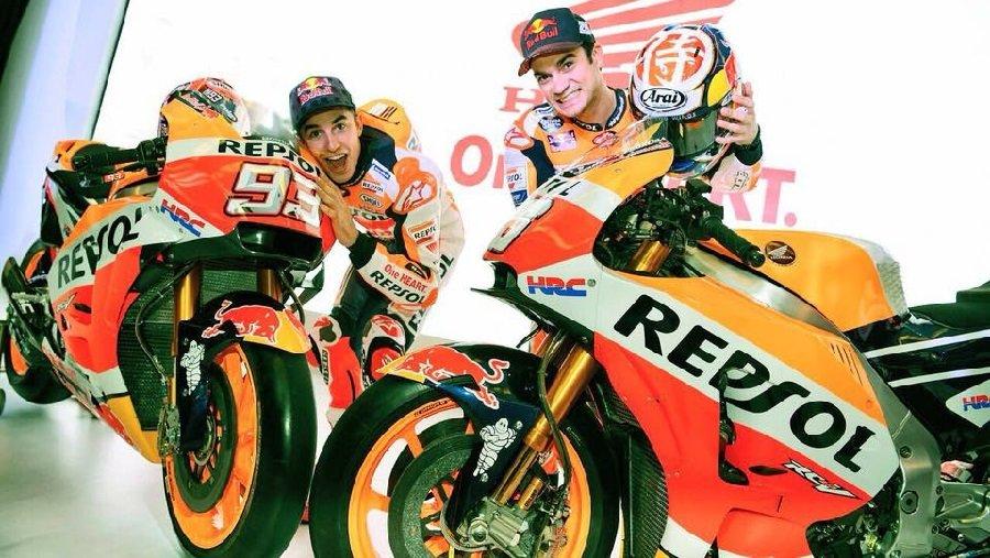 MotoGP  Фабричкиот тим на Honda го претстави мотоциклот за 2018 та