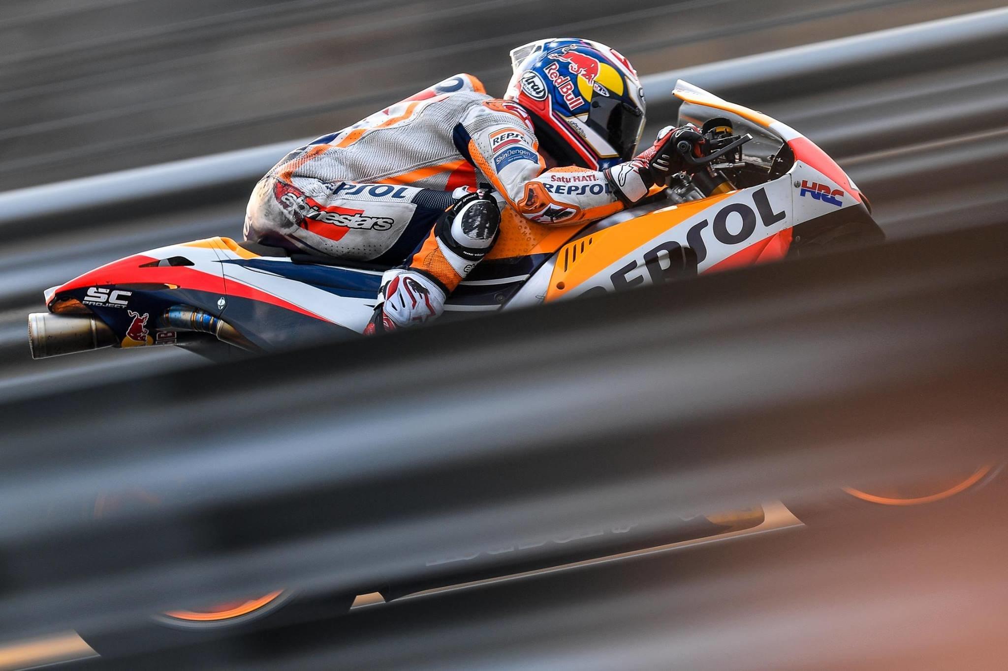 MotoGP  Педроса најбрз на последниот ден од тестот во Тајланд