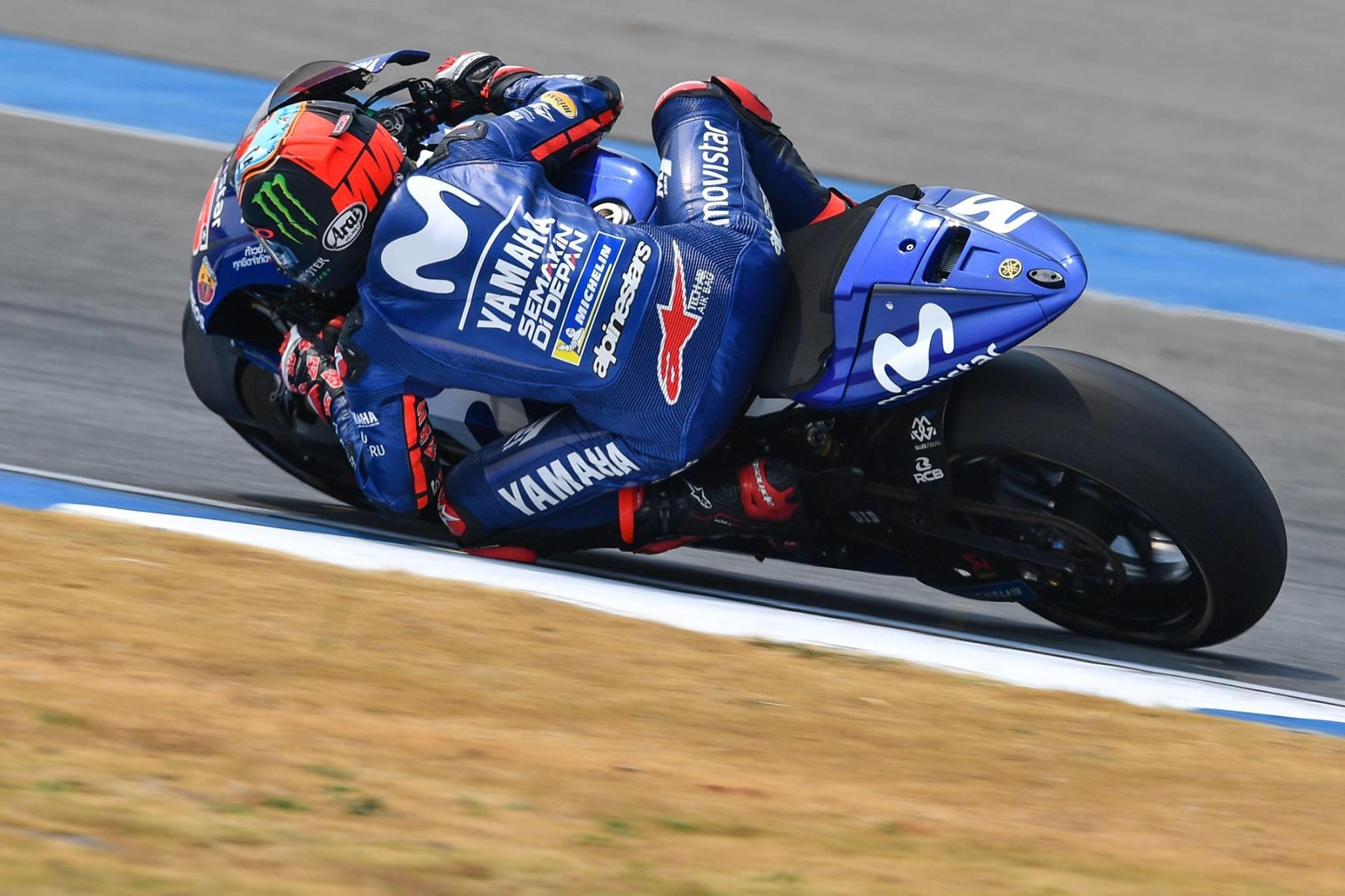 MotoGP  Винјалес  Ова беше најлошиот тест на Yamaha