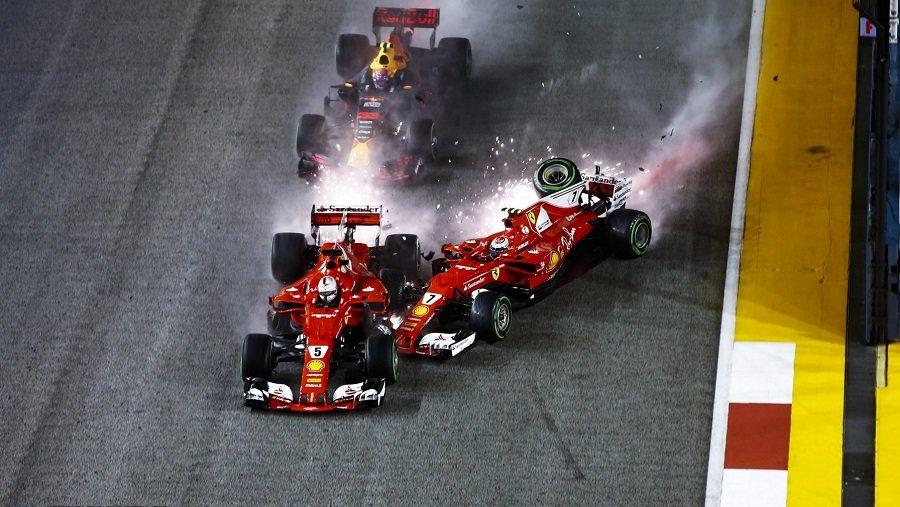 F1  Сите несреќи и грешки во Формула 1 во 2017 та