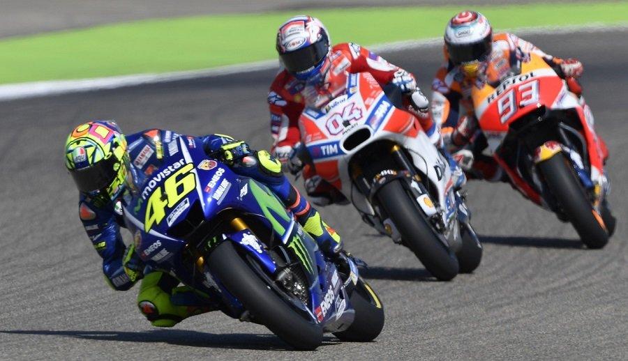 MotoGP  Роси  Honda и Ducati разбираат нешто што ние не можеме да го разбереме