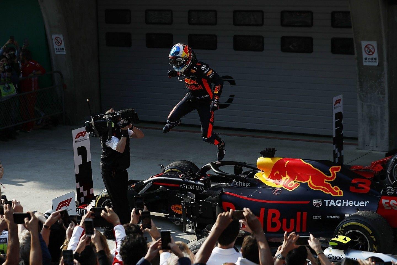F1  Рикардо  Една победа нема да ме натера да останам во Red Bull