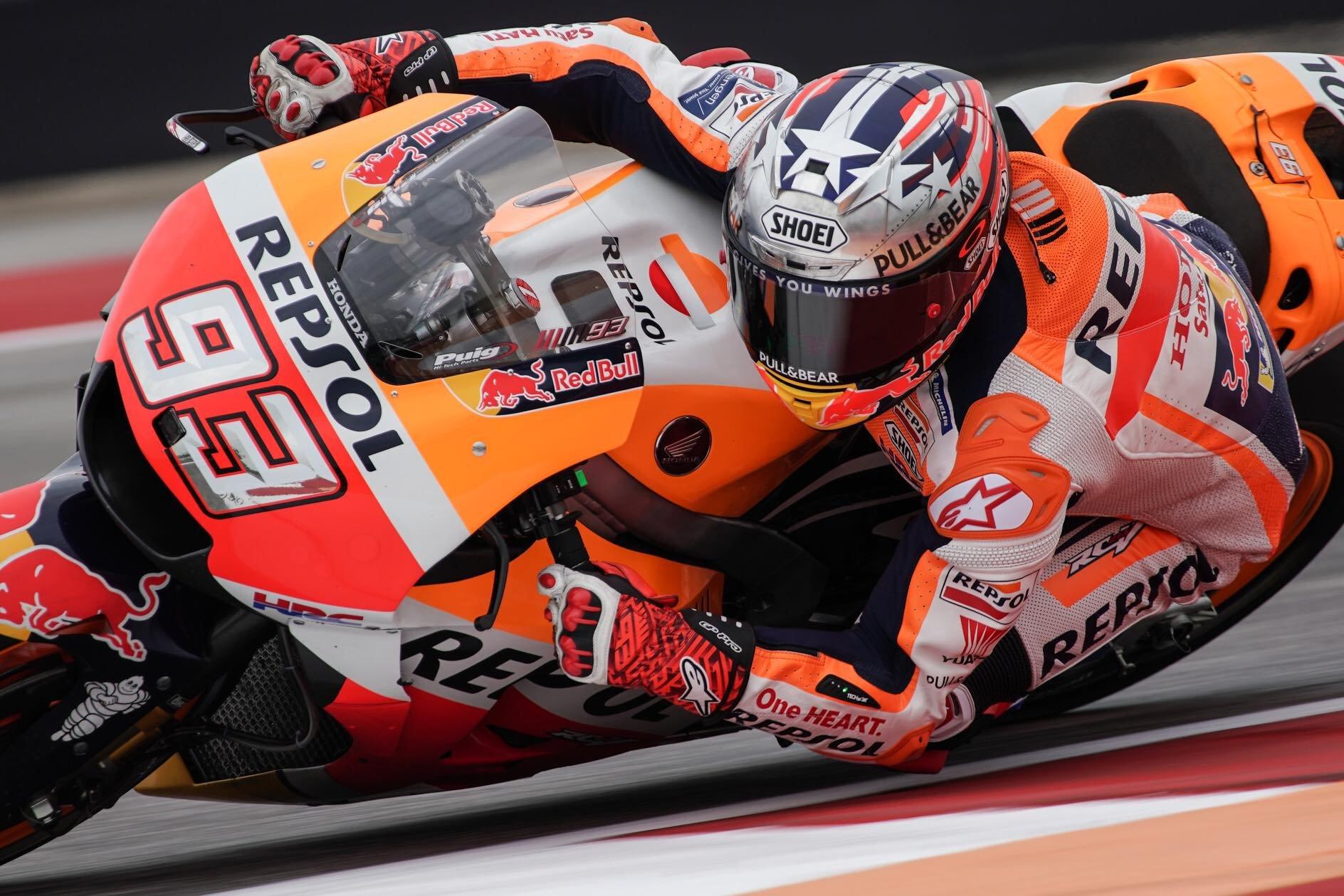 MotoGP  Маркез остана непобеден во Америка