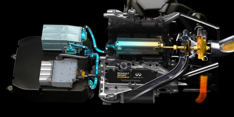 F1  Renault ветува надградба на моторот од 30 коњски сили