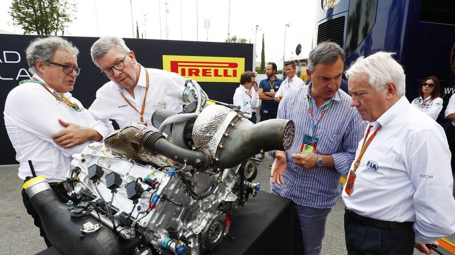 F1  Ferrari го има најмоќниот мотор во Формула 1