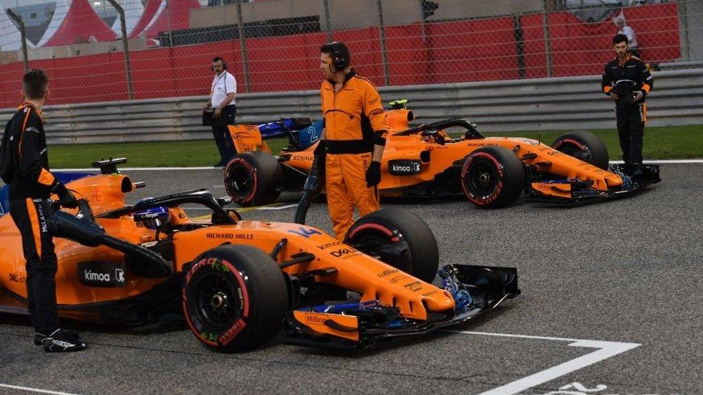 F1   Вистинскиот  болид на McLaren ќе го видиме дури во Шпанија