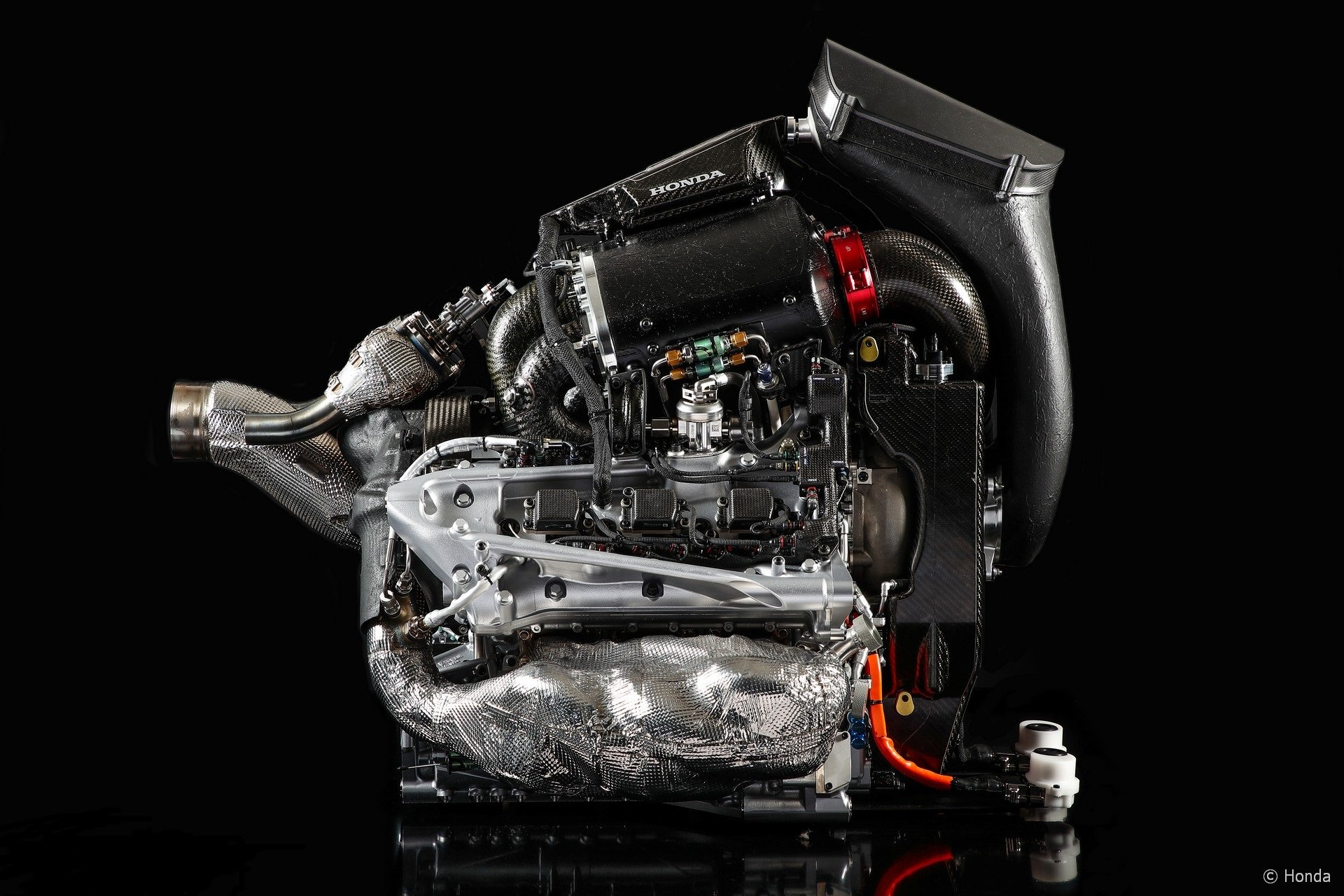 F1  Honda подготвува помоќен мотор за 40 коњски сили