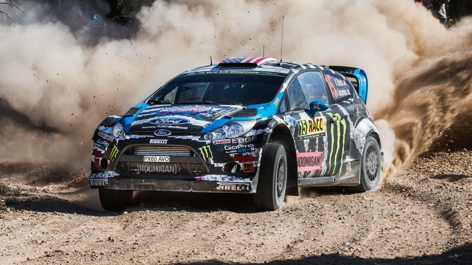 WRC  Кен Блок се враќа во WRC после четири години