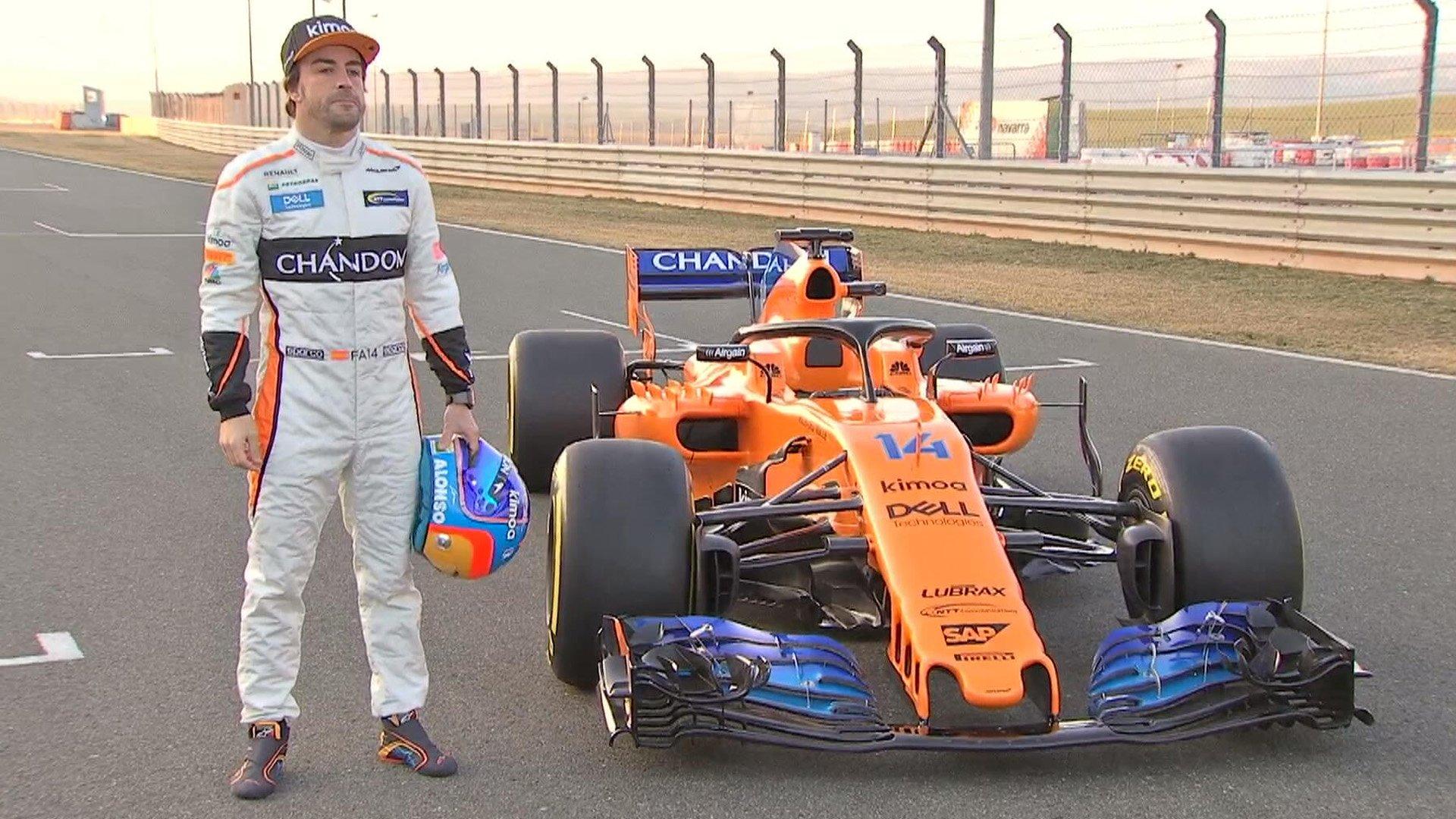 F1  Алонсо ќе си оди од McLaren на крајот од оваа сезона